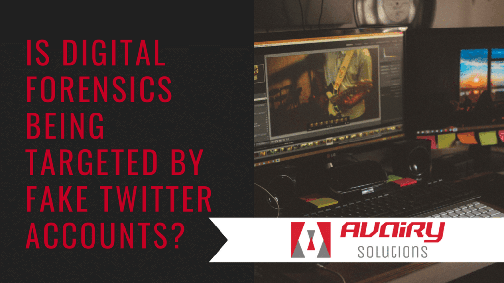 Digital Forensics and Twitter