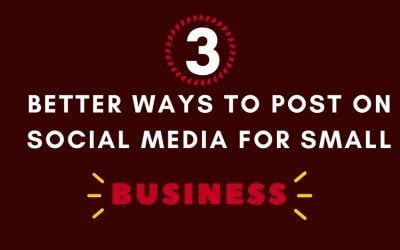 Three tips to better your social media strategy